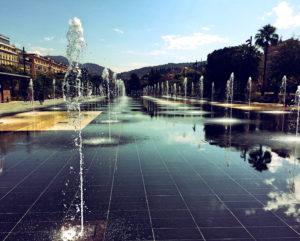 fontanna Nicea